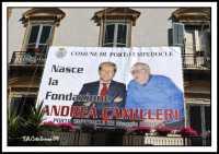 Fondazione Andrea Camilleri Nata la FONDAZIONE ANDREA CAMILLERI  - Porto empedocle (5416 clic)