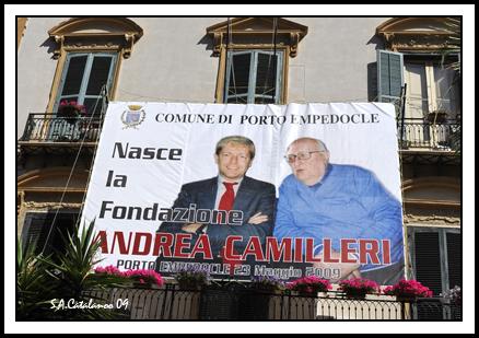 Fondazione Andrea Camilleri - PORTO EMPEDOCLE - inserita il