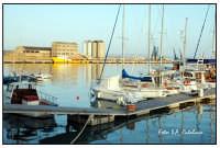 Banchina nel porto  - Porto empedocle (5489 clic)
