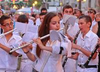 Madonna del Carmelo - Banda musicale  - Porto empedocle (6449 clic)