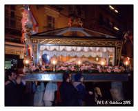 Processione dell'urna con Cristo morto (Venerdì Santo)  - Porto empedocle (10205 clic)