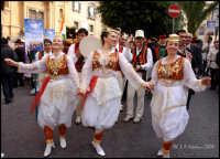63a Sagra del Mandorlo in Fiore Gruppo Albania  - Agrigento (1995 clic)