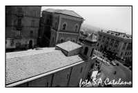 Santuario San Calogero visto dall'alto  - Agrigento (4057 clic)