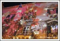 Palazzo Comunale - Illuminazione straordinaria in occasione del Natale 2008  - Agrigento (2132 clic)
