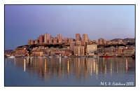 Porto Empedocle alle prime luci dell'alba.  - Porto empedocle (8416 clic)