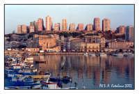 Porto Empedocle(dalla banchina del porto)  - Porto empedocle (9764 clic)