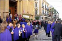 Pasqua 2007: Uscita dell'Urna prima della deposizione   - Porto empedocle (4818 clic)