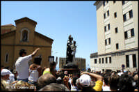 San Calogero - Uscita dal Santuario  - Agrigento (2405 clic)