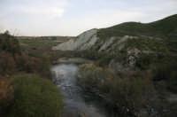 Tramonto su ponte Barca  - Simeto (3242 clic)