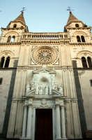 Facciata del Duomo  - Acireale (1536 clic)