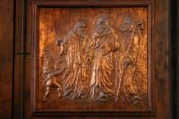 Interno portone Duomo  - Enna (3079 clic)