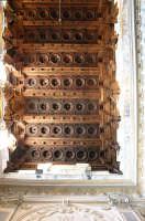 Soffitto a cassone in legno Duomo  - Enna (3819 clic)