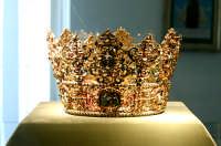 corona al museo  - Enna (2738 clic)