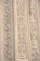 Convento di S. Francesco (Particolare della facciata)  - Tortorici (2778 clic)