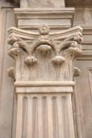 Convento di S. Francesco (Particolare della facciata)  - Tortorici (2490 clic)