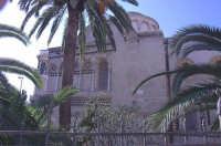 Vista laterale chiesa Maria SS Annunziata dei Catalani  - Messina (2032 clic)