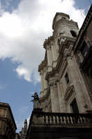 Via Crociferi - Chiesa di San Francesco Borgia  - Catania (2900 clic)
