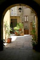 Scorcio del centro storico  - Enna (3737 clic)
