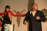 Commedia I turchi - Rosario Cutuli e Jessica Gulisano  - Paternò (1149 clic)