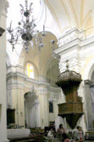 Pulpito Chiesa Madre  - Adrano (2326 clic)