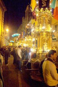 4 Dicembre - Festa di Santa Barbara  - Paternò (3191 clic)