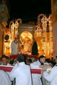 4 Dicembre 2005 - Festa di Santa Barbara  - Paternò (2220 clic)