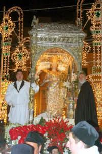 4 Dicembre 2005 - Festa di Santa Barbara  - Paternò (2265 clic)