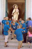 Uscita della Madonna del Carmelo  - Roccalumera (3048 clic)