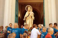 Uscita della Madonna del Carmelo  - Roccalumera (5601 clic)