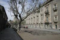Monastero dei benedettini - Facoltà di Lingue dell'Università di Catania  - Catania (4073 clic)