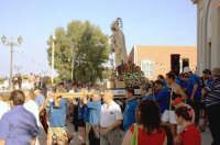 Uscita della Madonna del Carmelo  - Roccalumera (2627 clic)