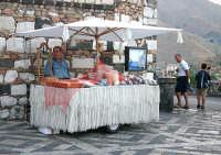 Venditore di calia e simenza  - Castelmola (4168 clic)