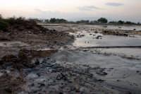 Vulcanelli di fango in eruzione (salinelle)   - Paternò (5399 clic)