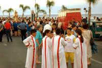 Processione della Madonna del Carmelo. Processione  - Roccalumera (6619 clic)