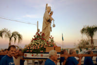 Processione della Madonna del Carmelo.  - Roccalumera (6623 clic)