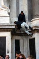 Festa di S.Agata - Freeclimbing  - Catania (2856 clic)