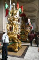 Festa di Sant'Agata-Interno della Cattedrale  - Catania (2416 clic)