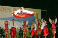 Festival Internazionale del folklore 2005 - Gruppo folcloristico della Russia  - Roccalumera (3004 clic)