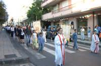 Festa del Patrono Sant'Antonio, portato in processione dopo 43 anni - 13.06.2006  - Roccalumera (3012 clic)