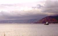 Lo stretto  - Messina (2009 clic)