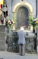 Preghiera a Porta Uzeda  - Catania (1972 clic)