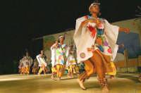 Festival Internazionale del folklore 2005 - Messico  - Roccalumera (3008 clic)