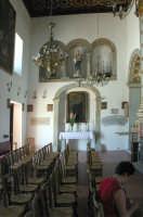 Interno del Santuario  - Capo d'orlando (2086 clic)