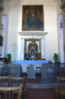 Interno del Santuario  - Capo d'orlando (2058 clic)
