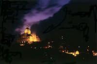 Panorama notturno  - Piazza armerina (3918 clic)