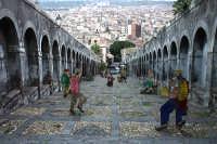 Natale 2005 alla scalinata  - Paternò (1669 clic)