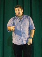 David Simone Vinci al Teatro Excelsior per la Rassegna Nazionale di Teatro Scolastico Maria Boccardi   - Paternò (3424 clic)