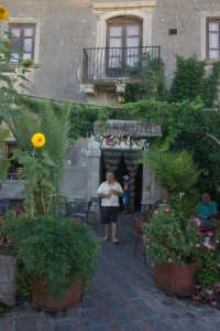 Bar Vitelli (Qui è stato girato Il Padrino parte prima)  - Savoca (5161 clic)