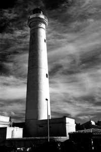 Il faro di Montalbano - Punta Secca  - Santa croce camerina (2996 clic)