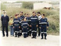 Squadra di Soccorritori Protezione Civile, che si allenano presso la POl. Pantere Gialle di Pachino, per il mantenimento della forma fisica ottimale.  - Pachino (4852 clic)